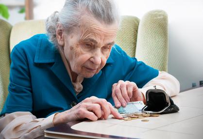 Altersarmut – wir machen mal nichts…