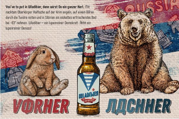 Dump beer – mit Bier gegen den Populismus